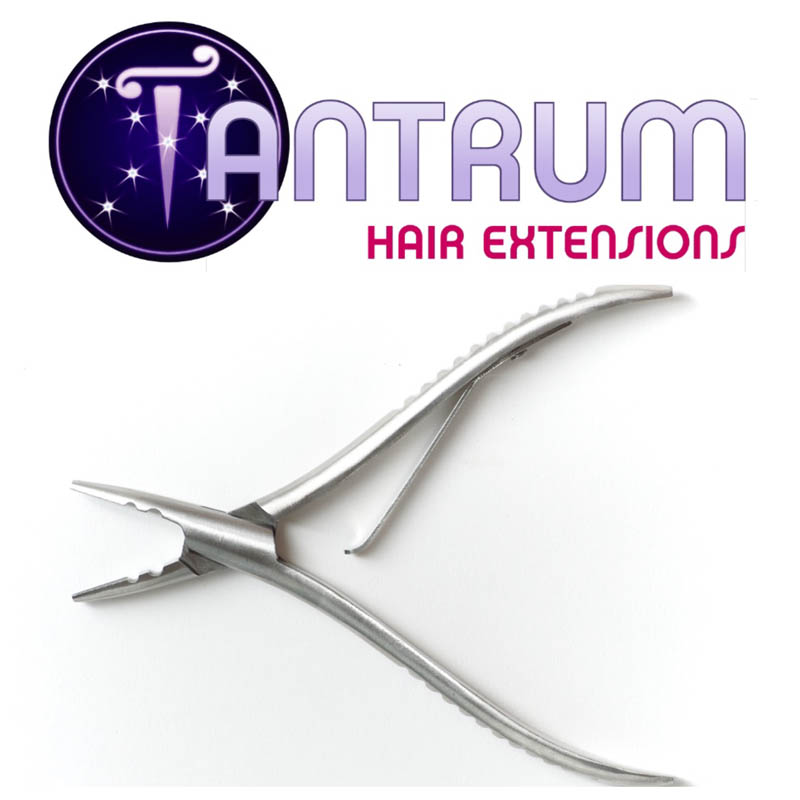 Application Pliers Tantrum Hair Extensions