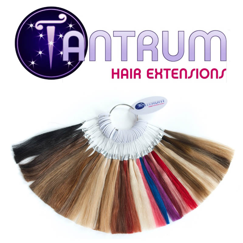 Colour Ring Tantrum Hair Extensions
