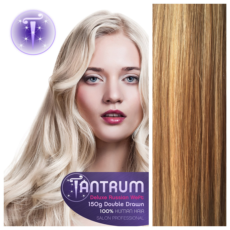 Deluxe Russian Weft Tantrum Hair Extensions