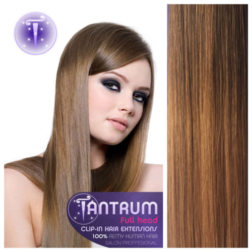 Tantrum Clip-In Hair Extensions
